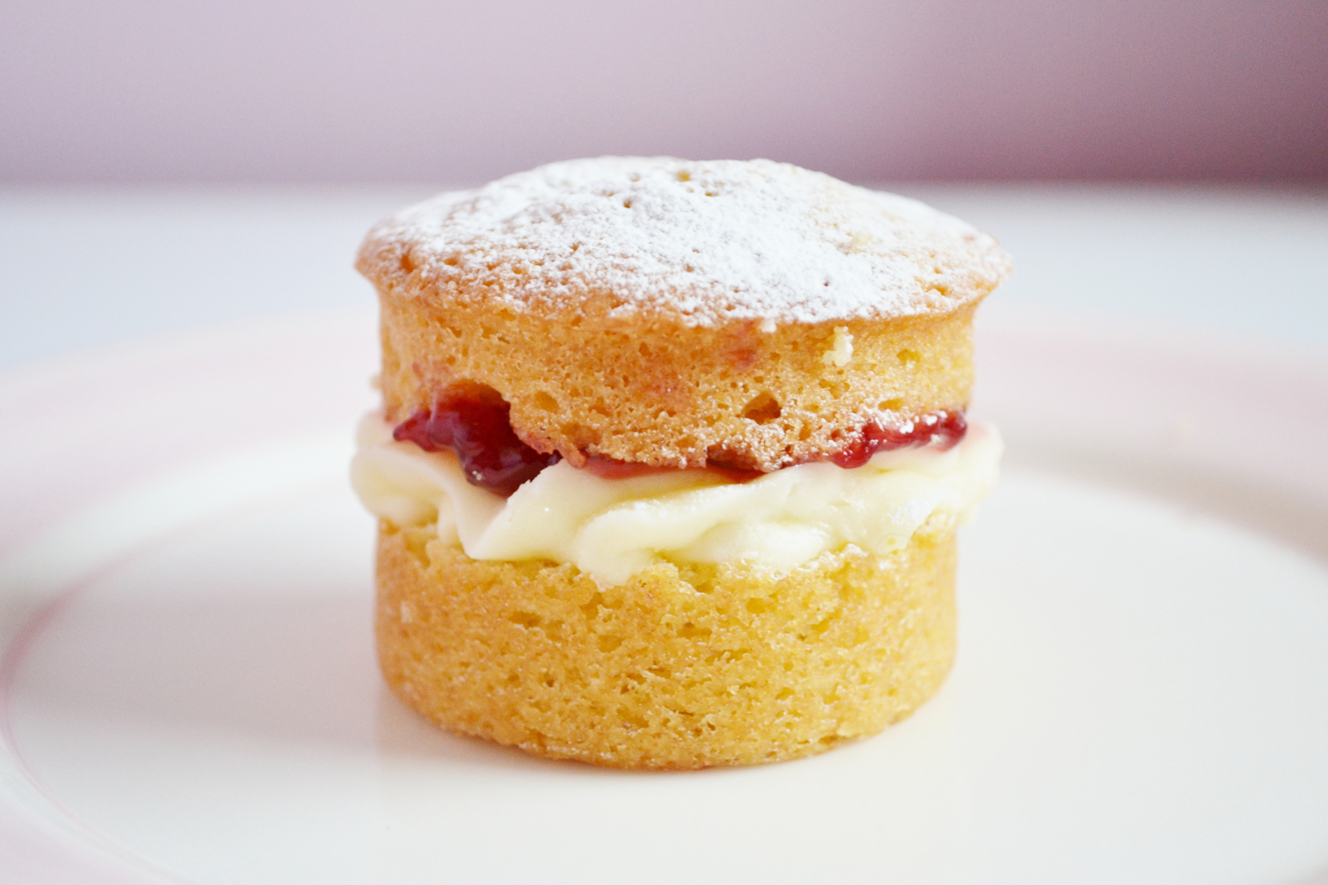 Sponge Cake Recipe Lemon Curd: What Saysie Makes
