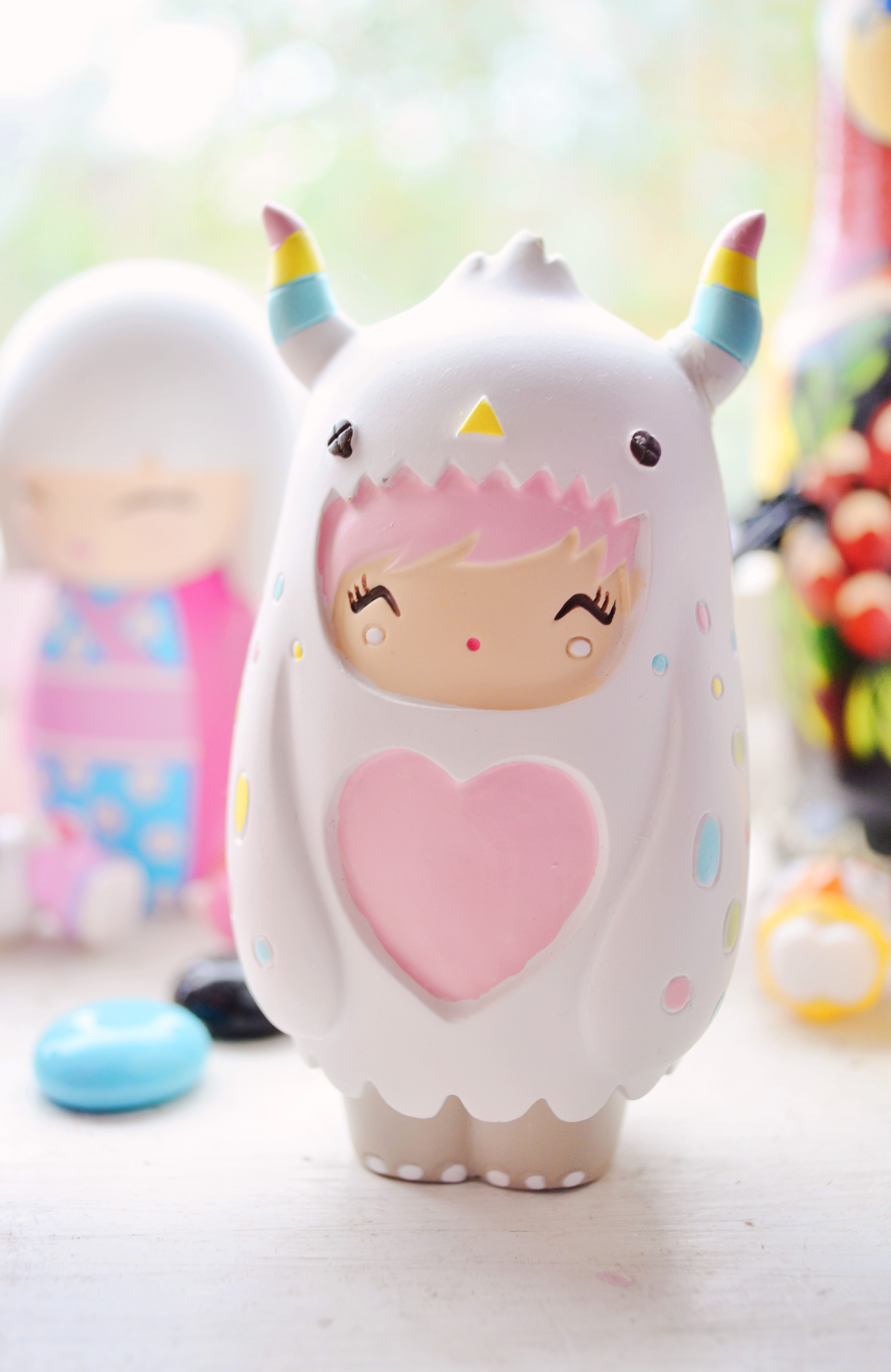 Cute Japanese Toys : Momiji what saysie makes