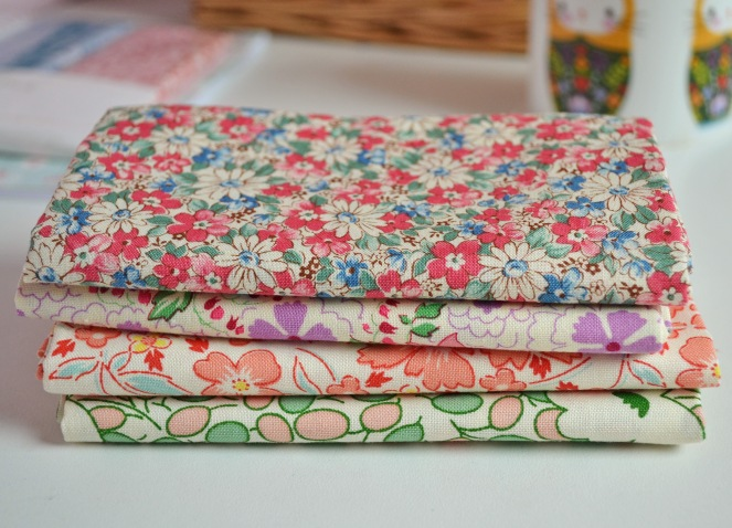 Happy Saturday: Pretty Fabric