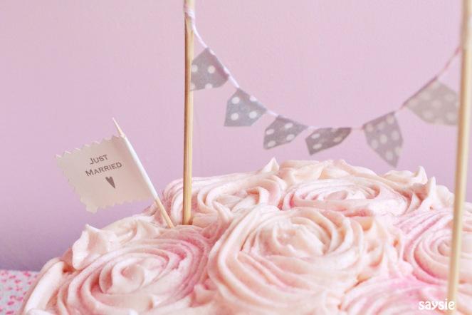 cake flag