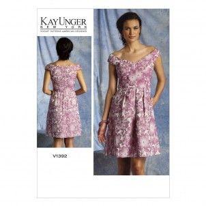dress pattern 3