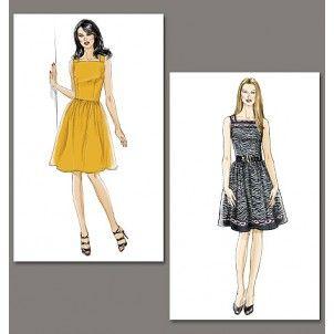 dress pattern 5