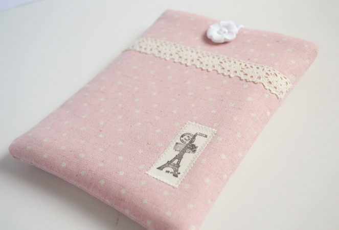 Paris Kindle Case