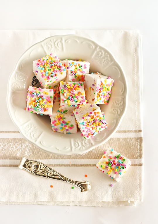 funfetti marshmallows