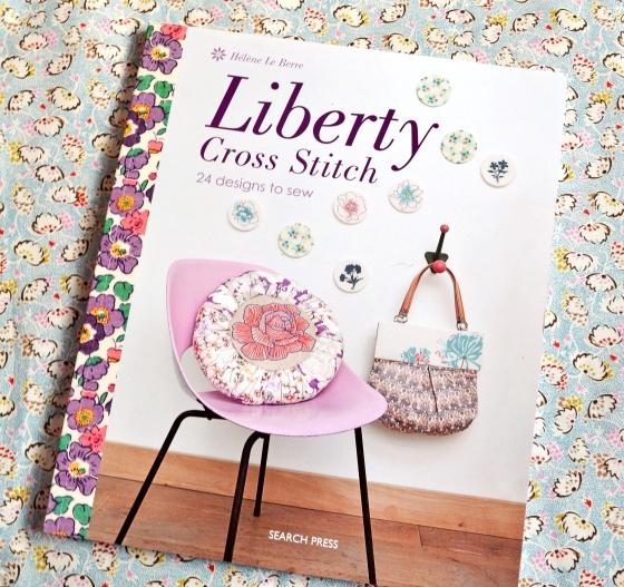Liberty Cross Stitch