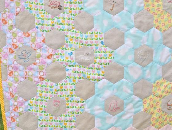 Spring Stitching - 2