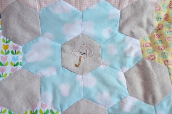Spring Stitching - Umbrella