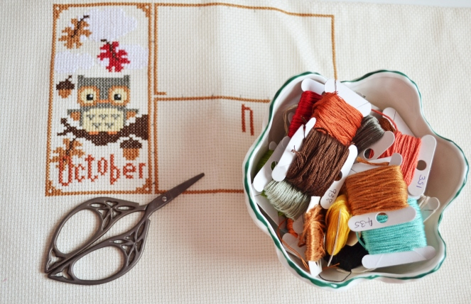 Autumn Stitching