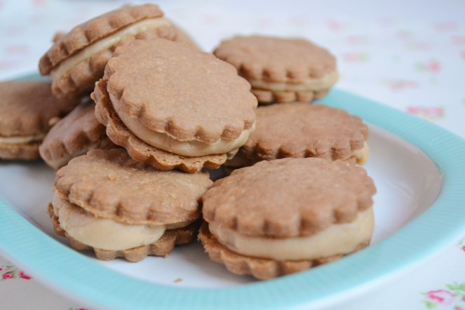 Malteser Custard Creams