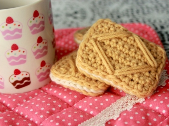 CustardCream Crochet Pattern