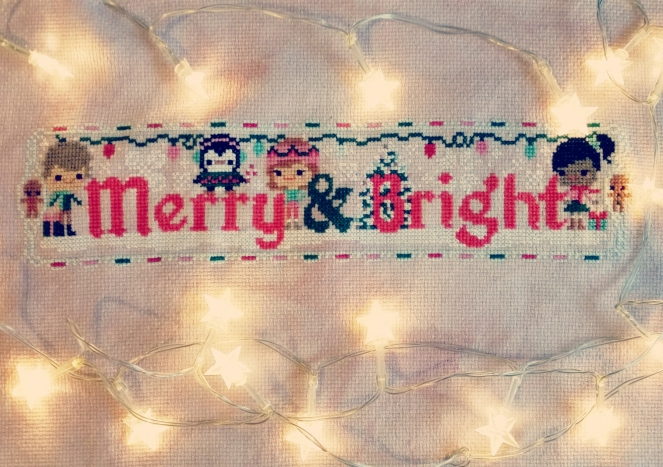 Merry and Bright Sew Along