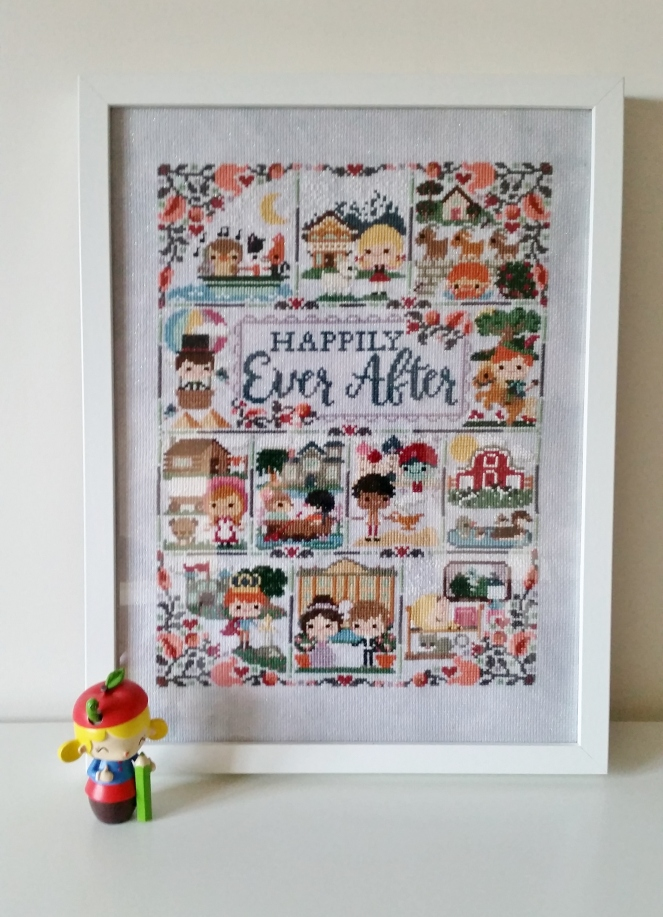 Happily Ever After SAL Completed