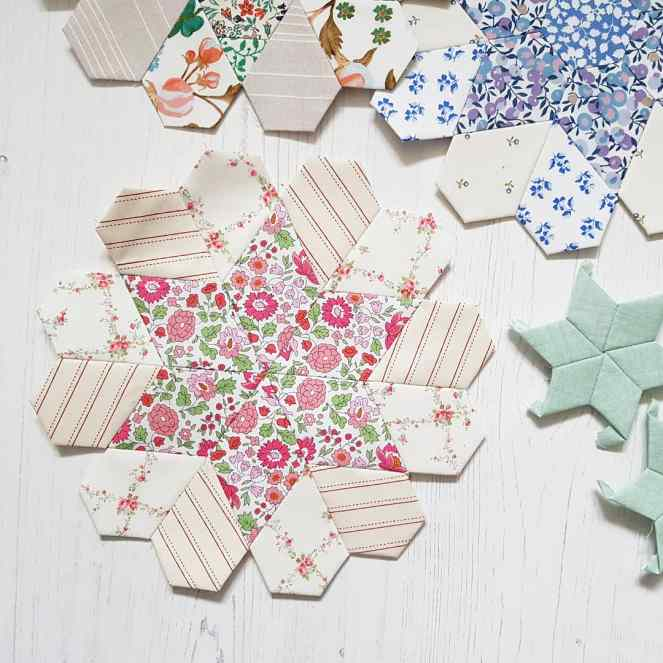 Blooming blossoms quilt box 3