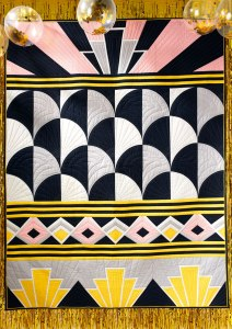 Stacey-Lee-OMalley - LPQ Art Deco Quilt