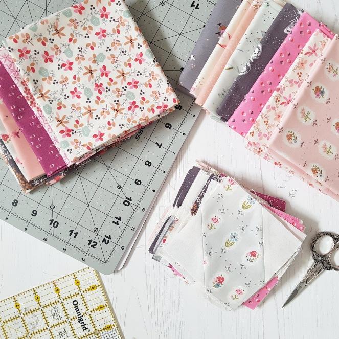 Dollhouse fabrics