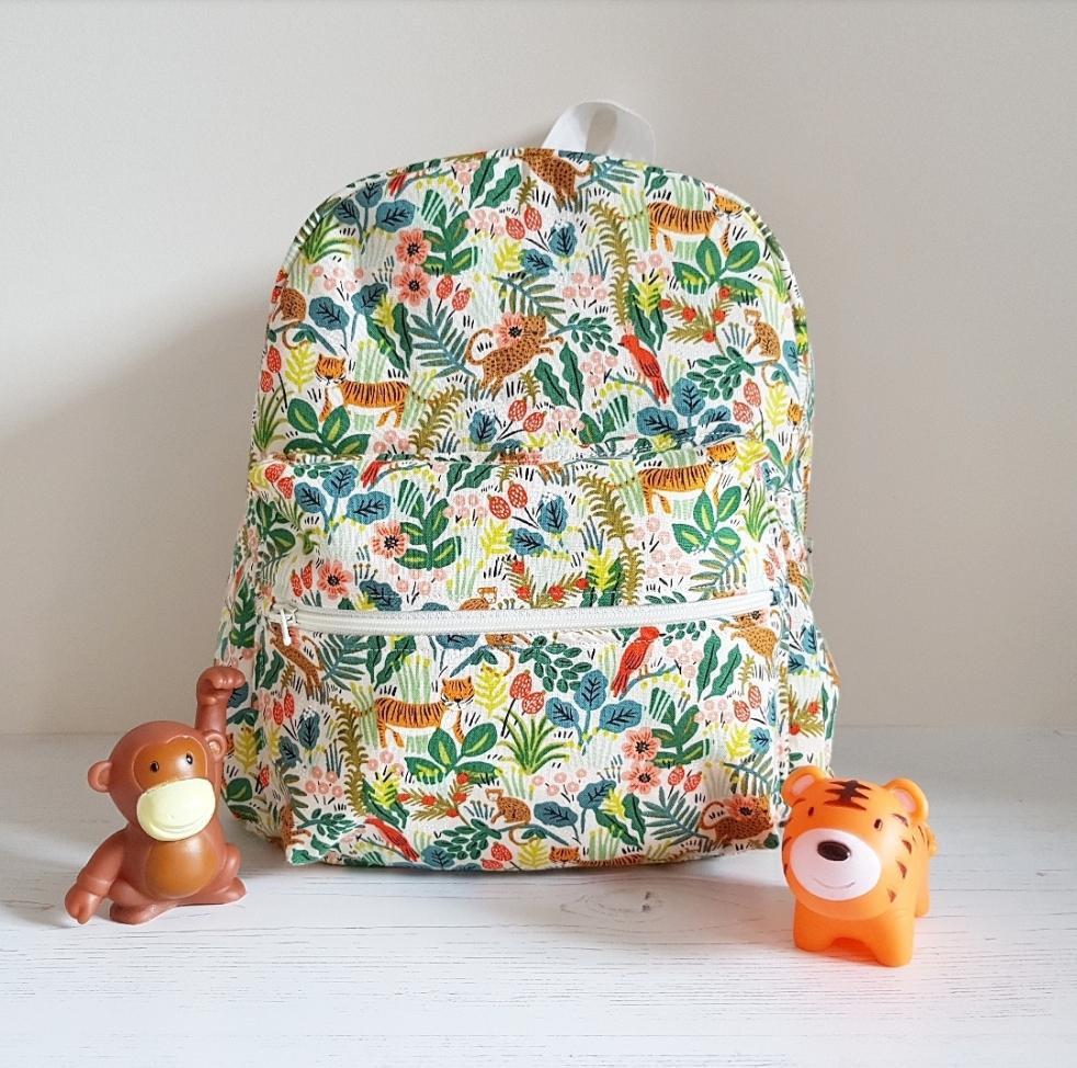 Jungle Safari Backpack