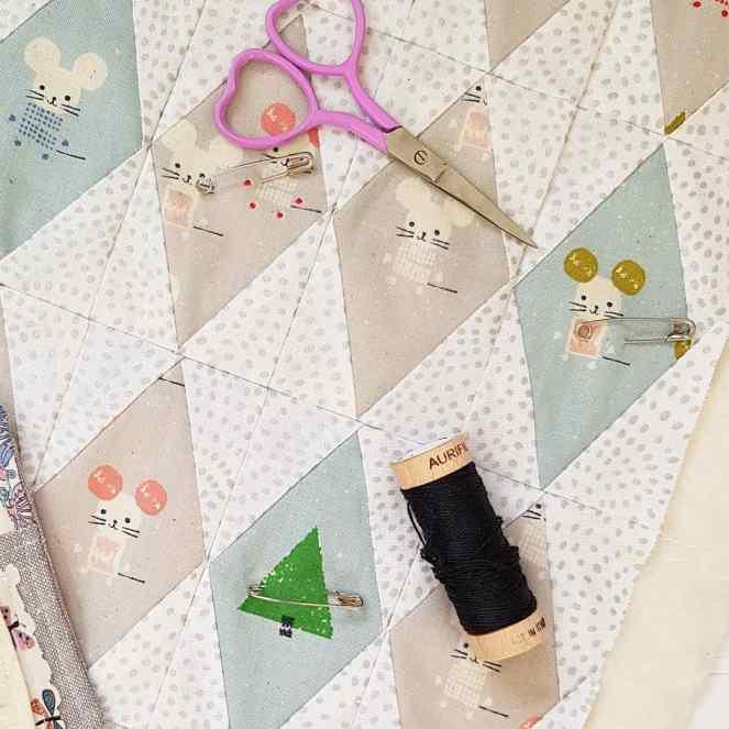 Festive Sewing
