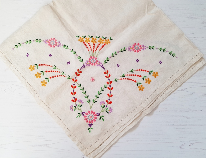 Grandmother's Embroidery 1946