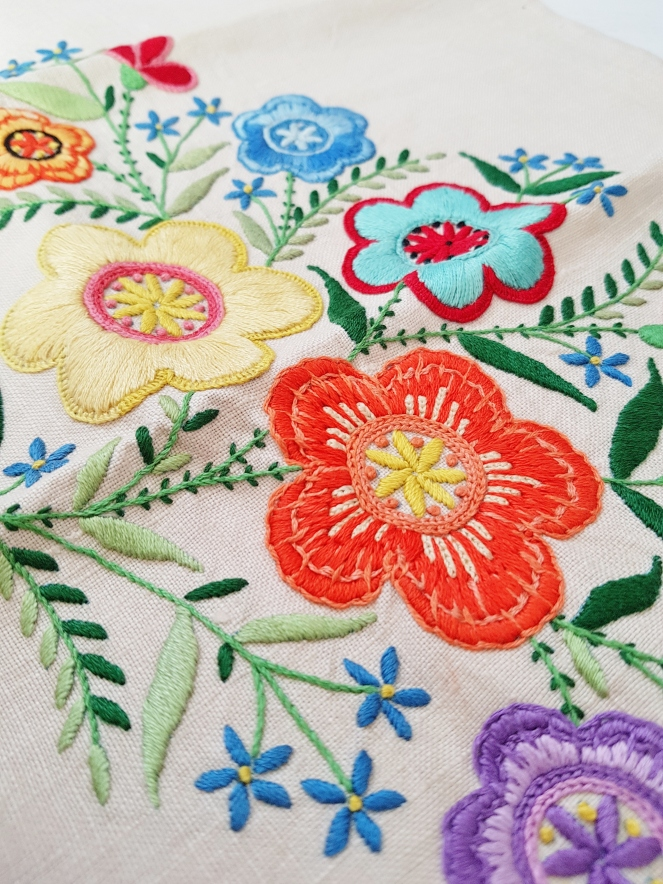Grandmother's Embroidery