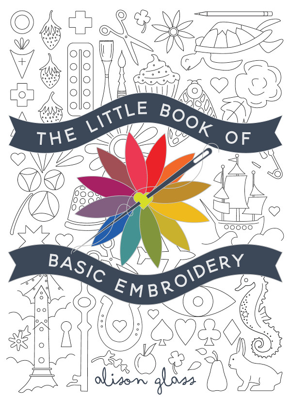 Little book of basic embroidery