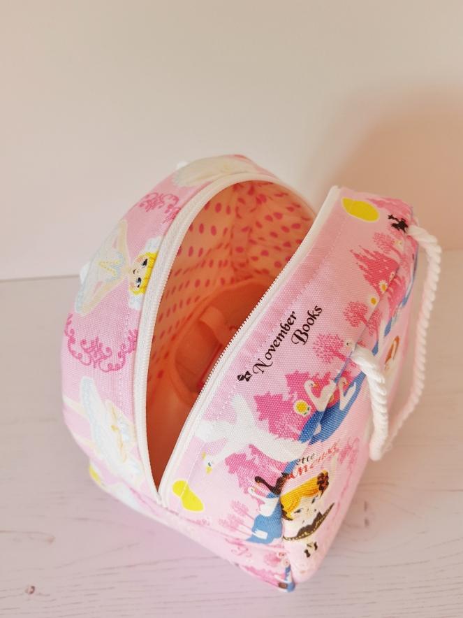 Mini ballet bag