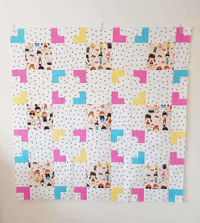 Sew Love quilt