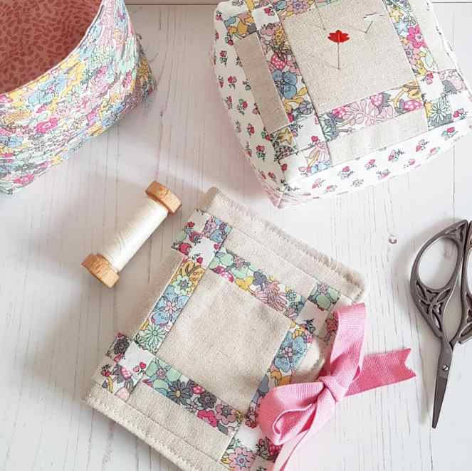 Flourish Sewing Set