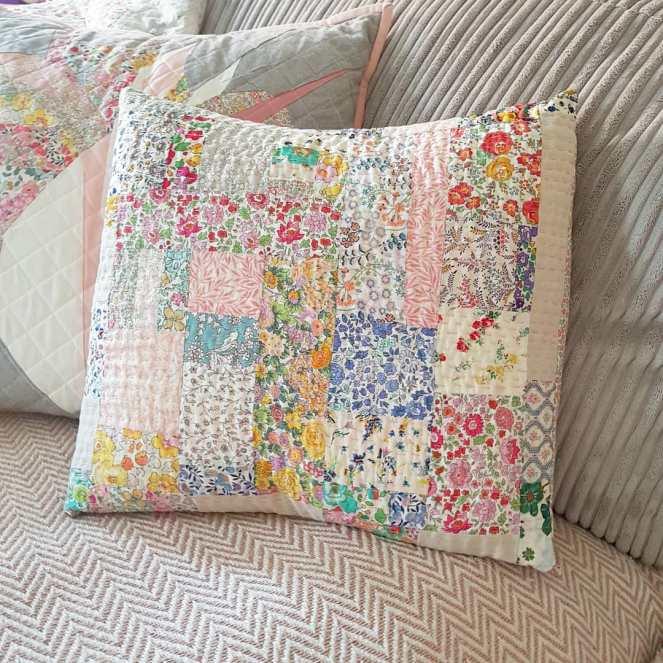 Kiberty Kantha Pillow