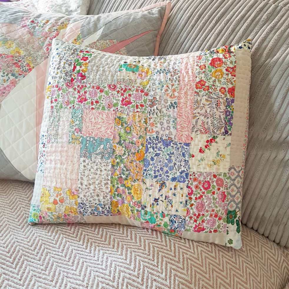 Kiberty Kantha Pillow