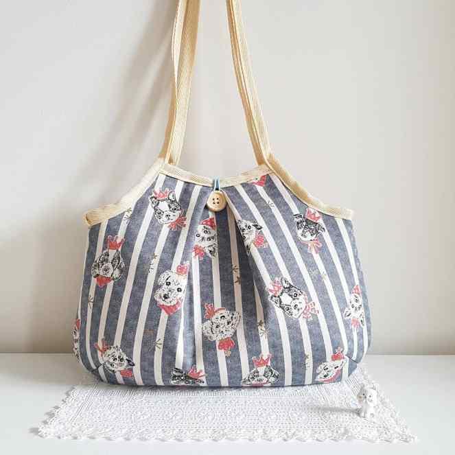 Japanese Style Granny Bag