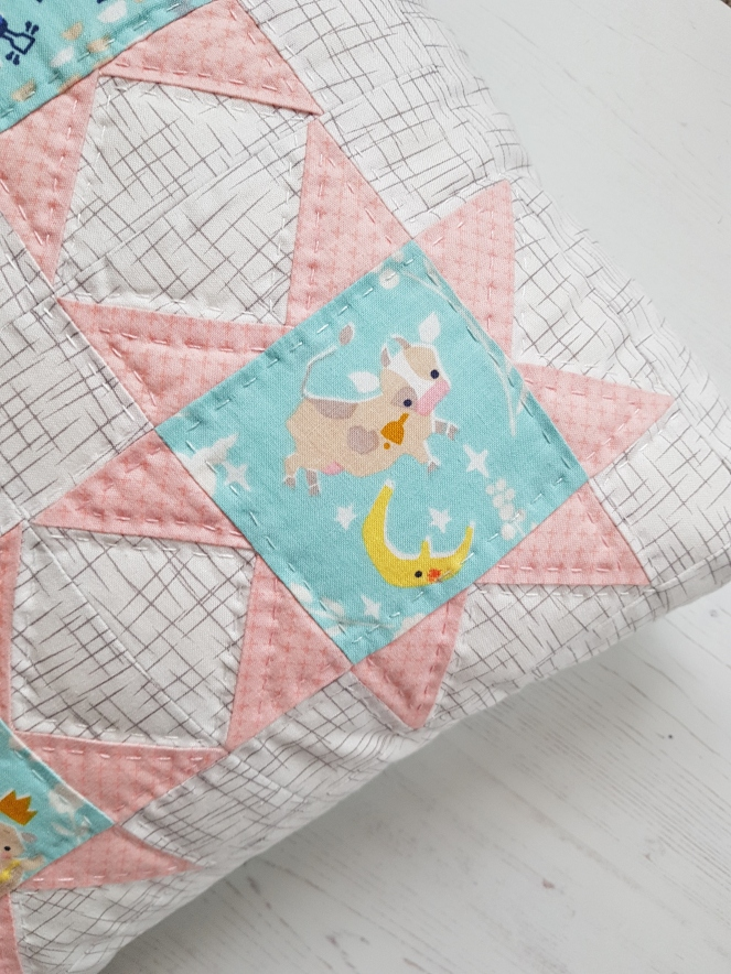 Once Upon a Rhyme Pillow