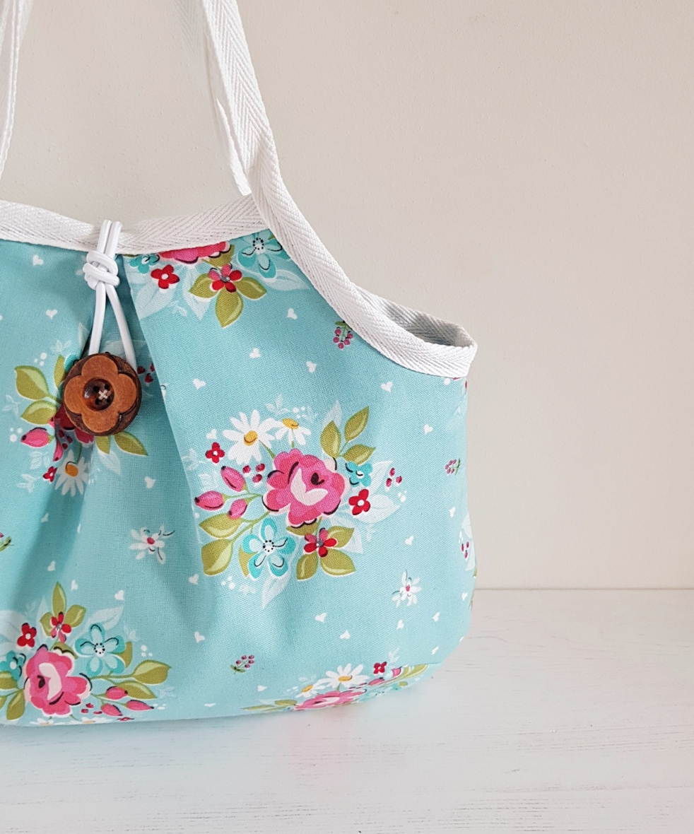 Rhapsody Fabric - Granny Bag