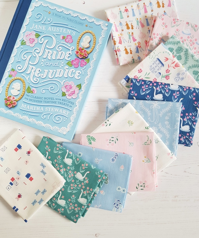 Pemberley Fabric - Riley Blake Designs