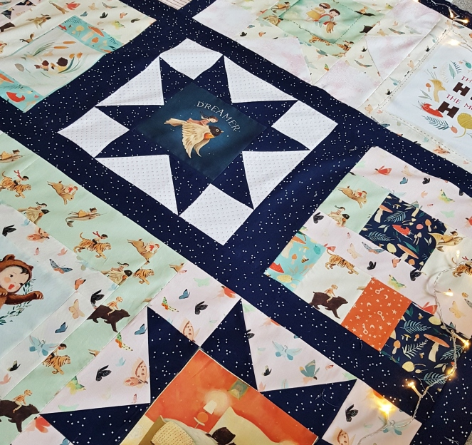 Dreamworld quilt