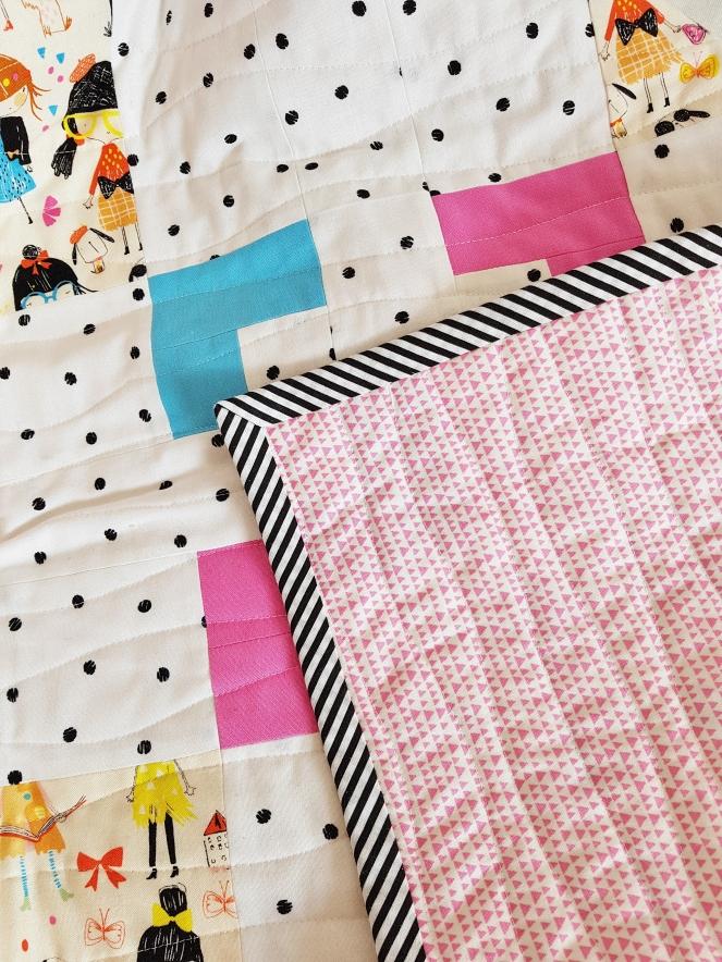 Square Love Quilt