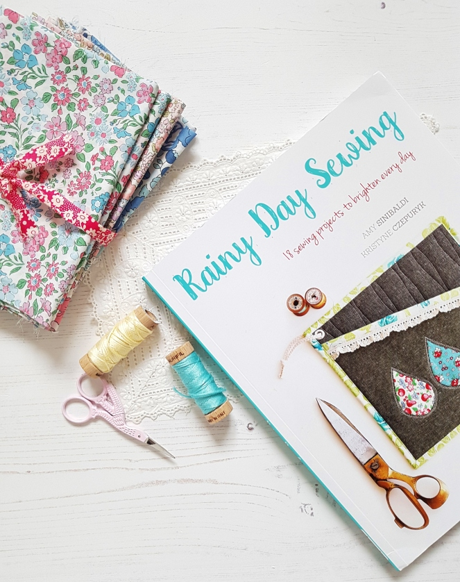 Rainy Day Sewing Book Tour