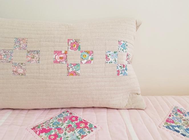 Rainy Day Sewing Book Tour: Spotlight Pillow