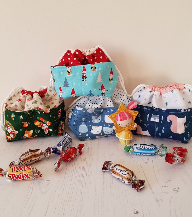 Sewing Christmas Gifts
