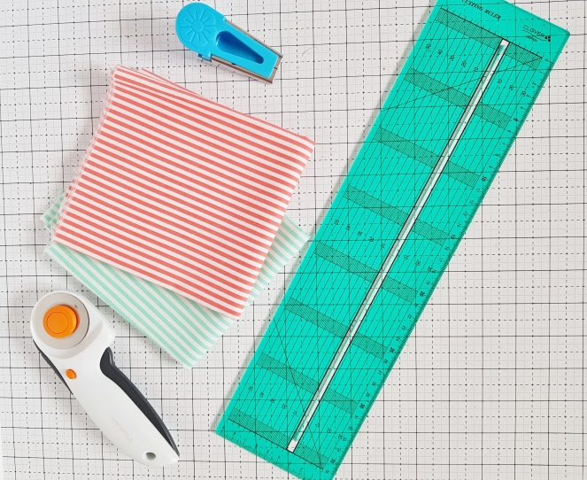 Clover Bias Binding Ruler