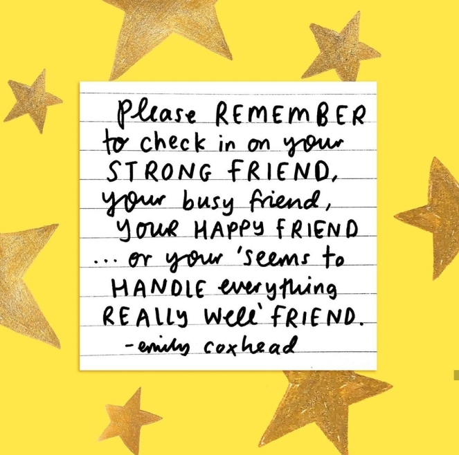 Friend - Emily Coxhead