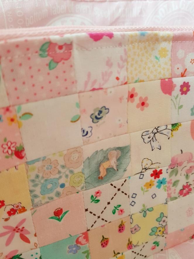 Birthday Stitchers Swap - Sewing Date Travele