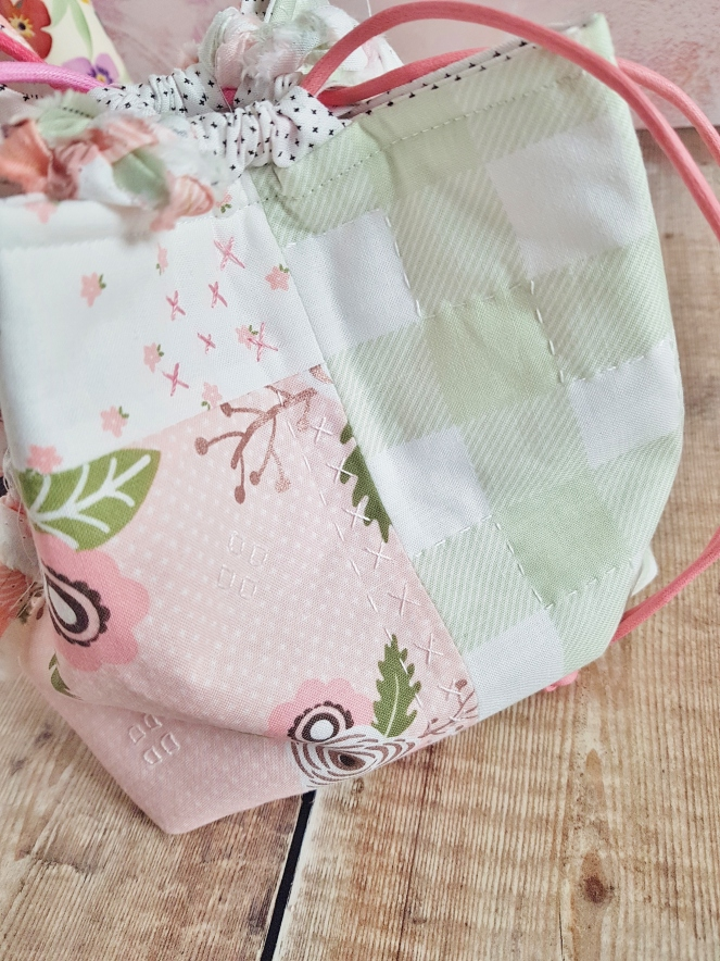 Modern Farmhouse fabric - Modern Rice Pouch