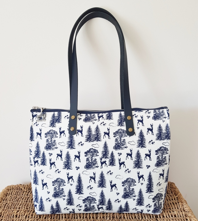 Woodland Spring - Kit Supply Tote