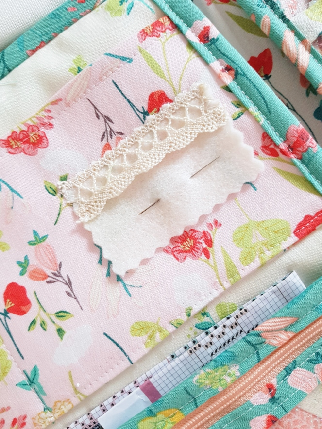 Midsummer Meadow - Stitch and Go Case