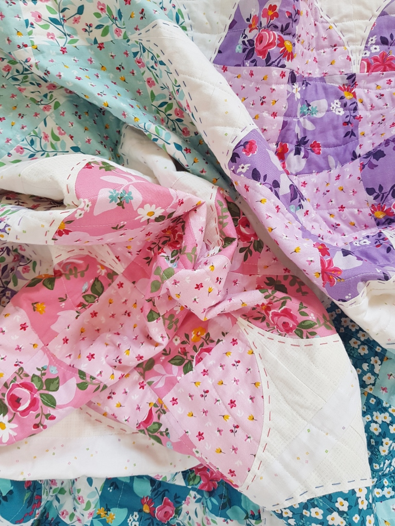 Fleur Garden Quilt
