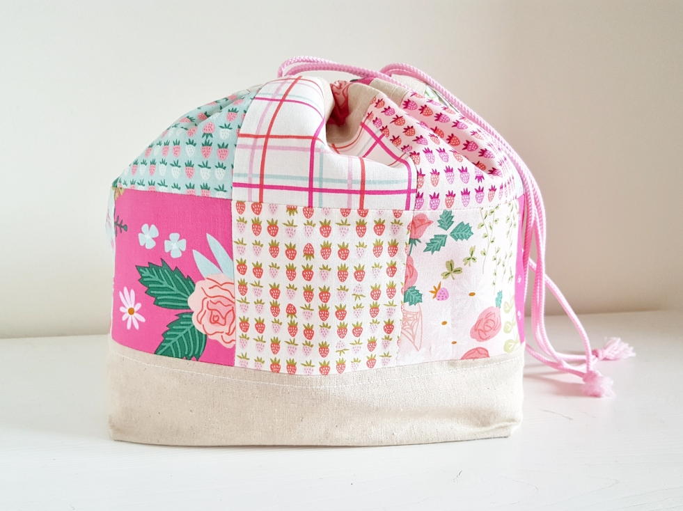 New Dawn Fabric - Finch Bucket