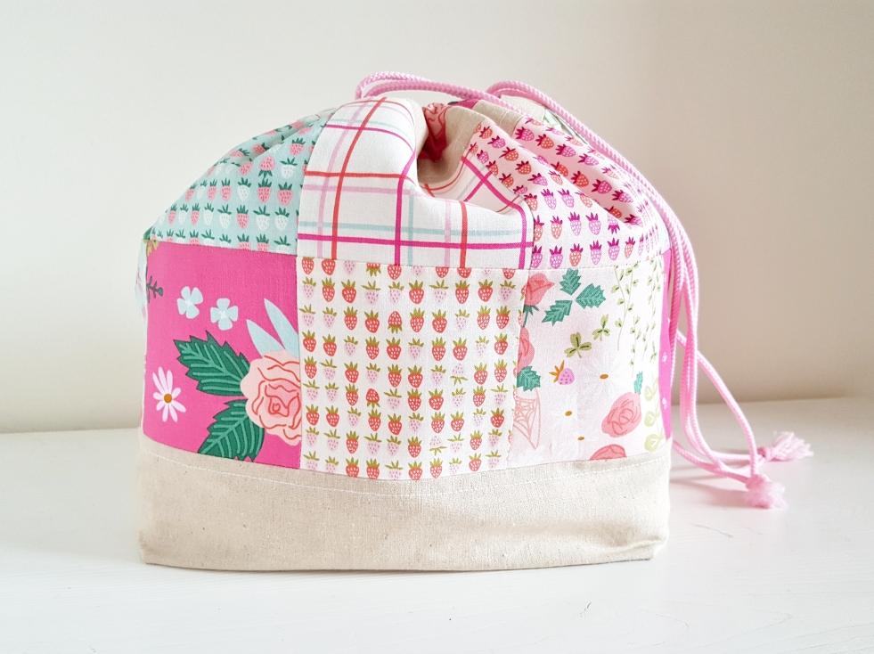 New Dawn Fabric - Finch Bucket