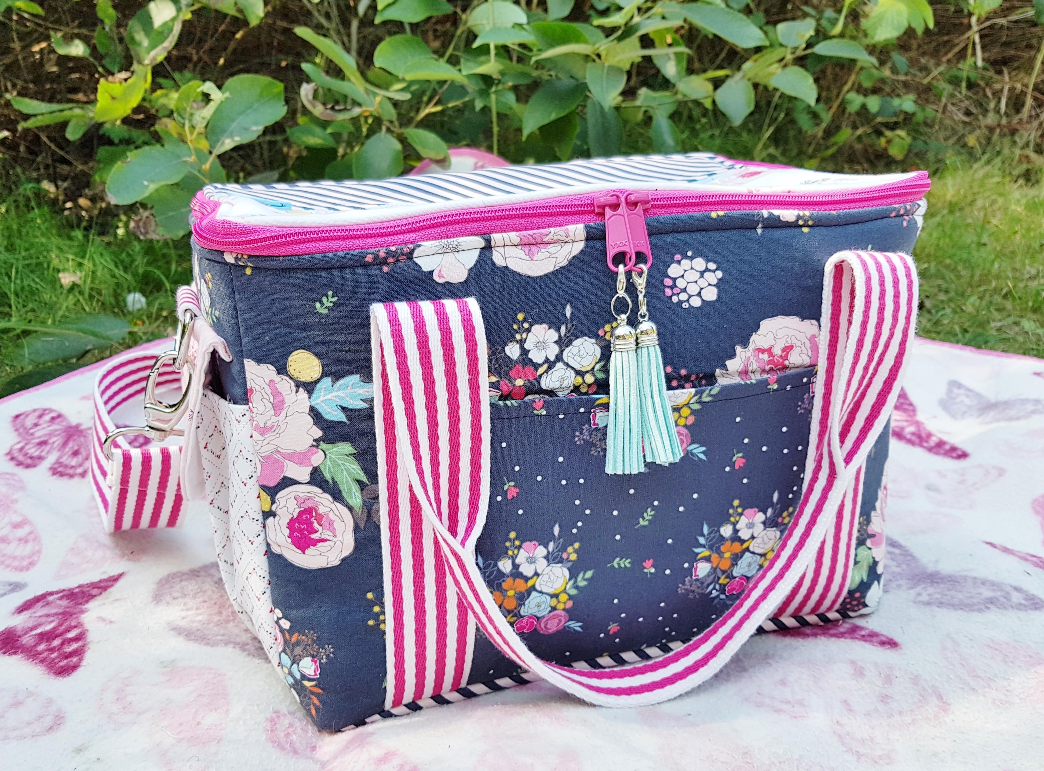 Idyllic Fabric - Hudson Bag