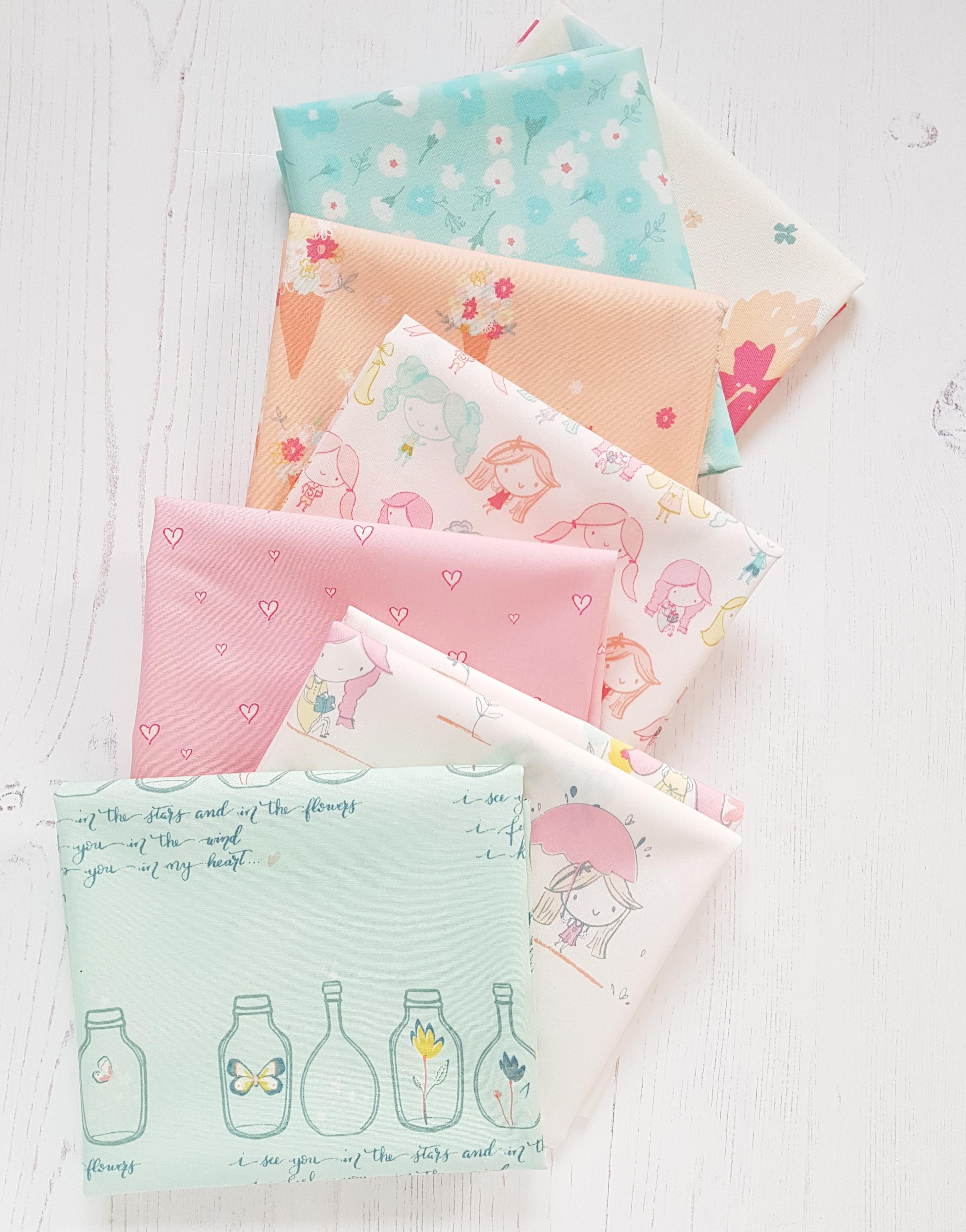 Daydream fabric bundle
