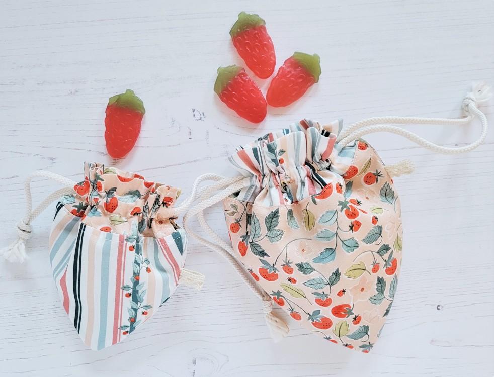 Strawberry Treat Bag